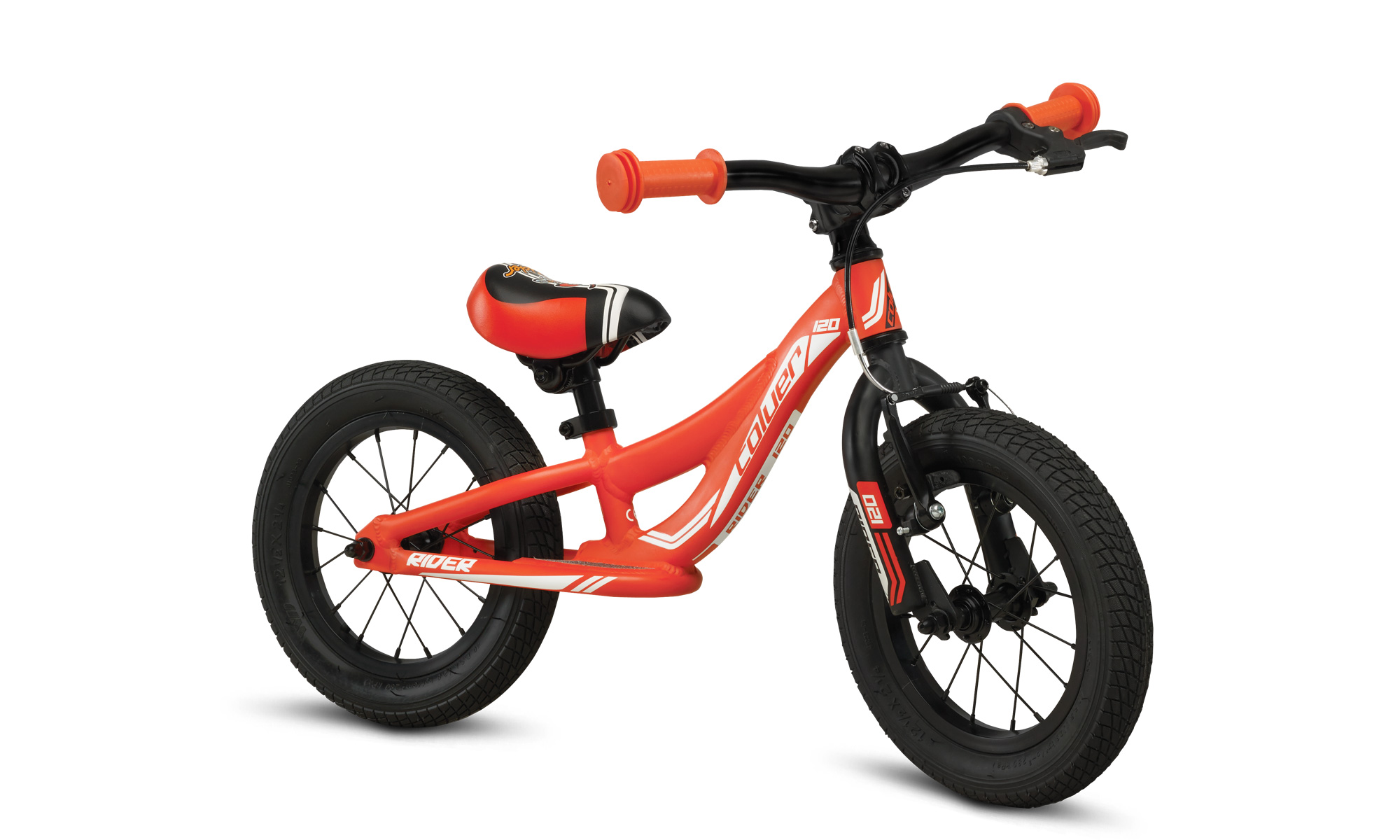 Bicicleta Infantil 12 Coluer Rider 120 sin pedales   Ciclomania