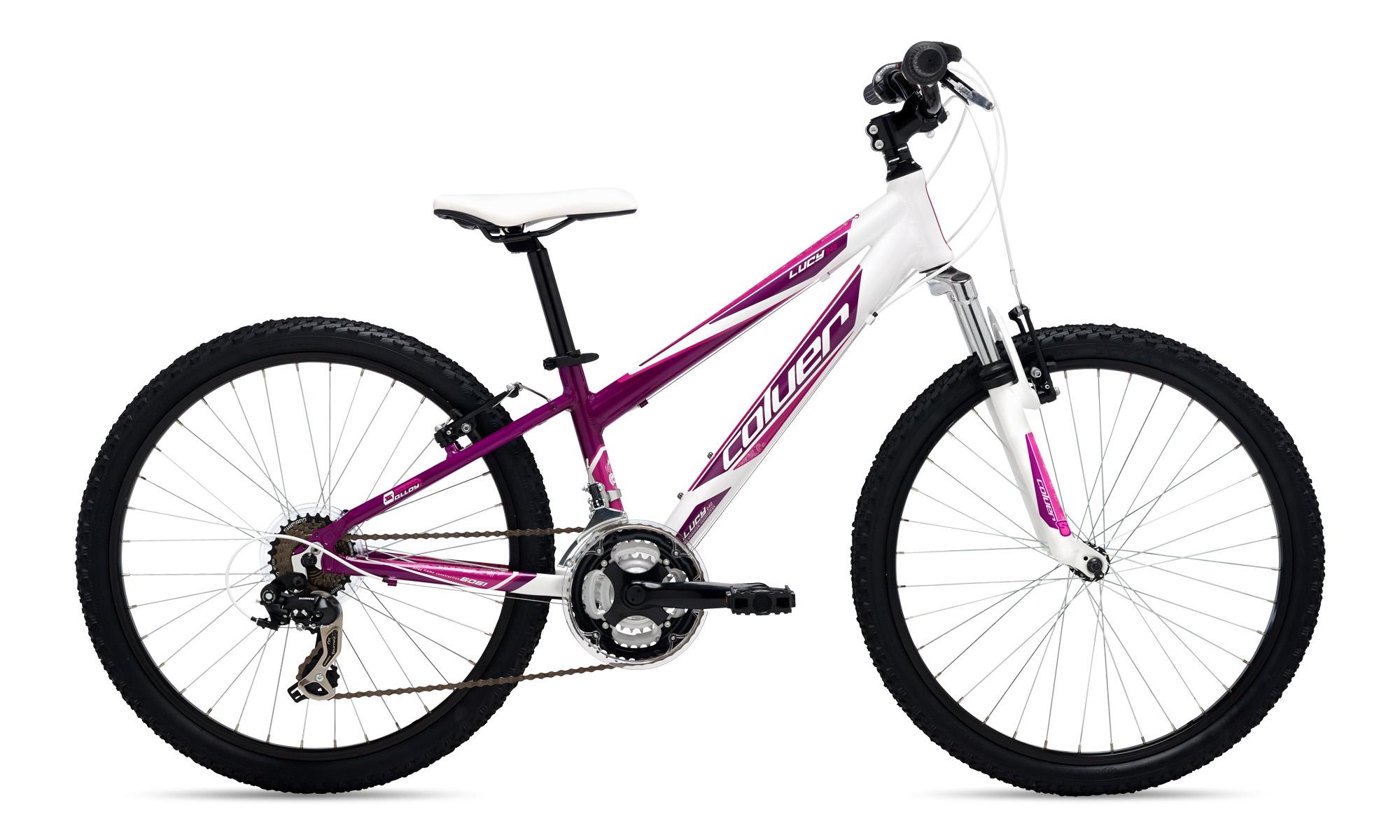 Bicicleta niña 24 Coluer Lucy hs | Ciclomania