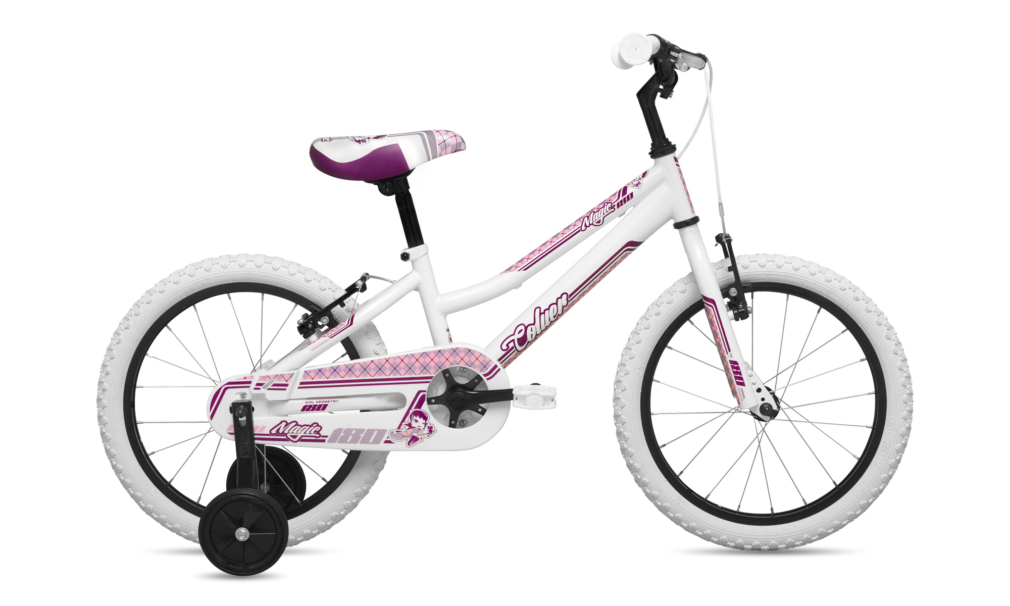 Bicicleta Infantil 18 Coluer Magic 180 | Ciclomania