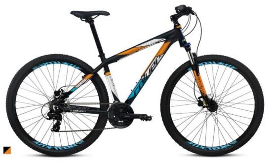Bicicleta de montaña Coluer Ascent 294 ng naranja