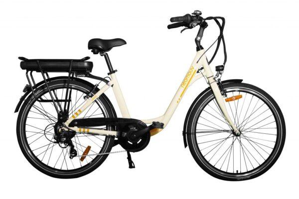 Bicicleta electrica Neomouv Linaria blanco