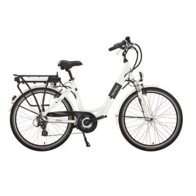 Bicicleta electrica Neomouv Carlina Blanca