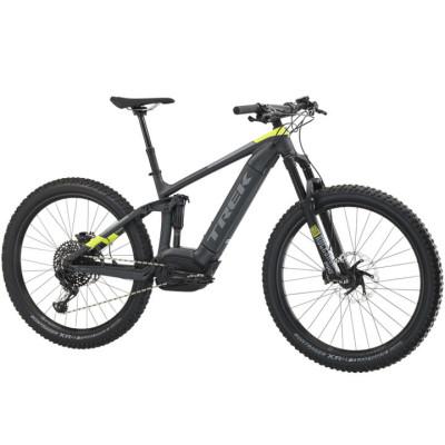 Bicicleta electrica Trek Powerfly fs 9 Plus gris