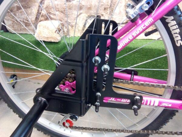 estabilizador de bicicleta para adulto
