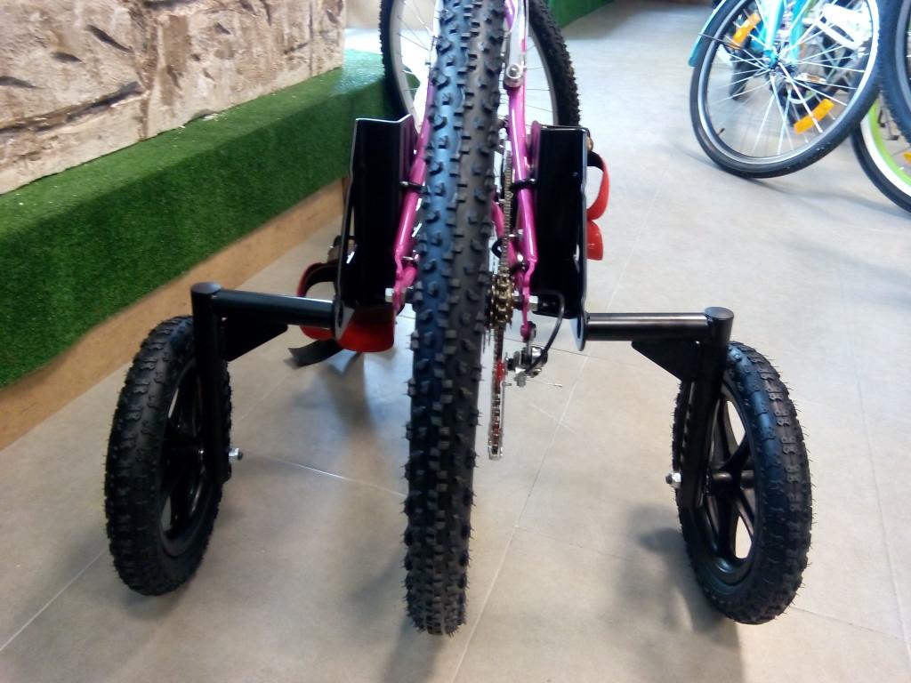 ruedas estabilizadoras para adulto