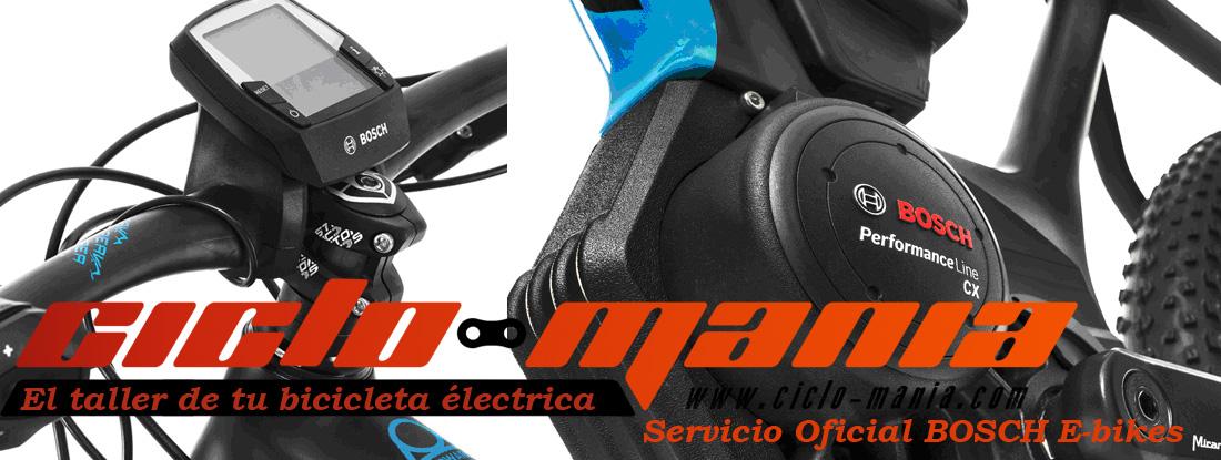 Servicio e- bikes Web