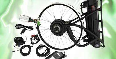 kits electricos para bicicletas